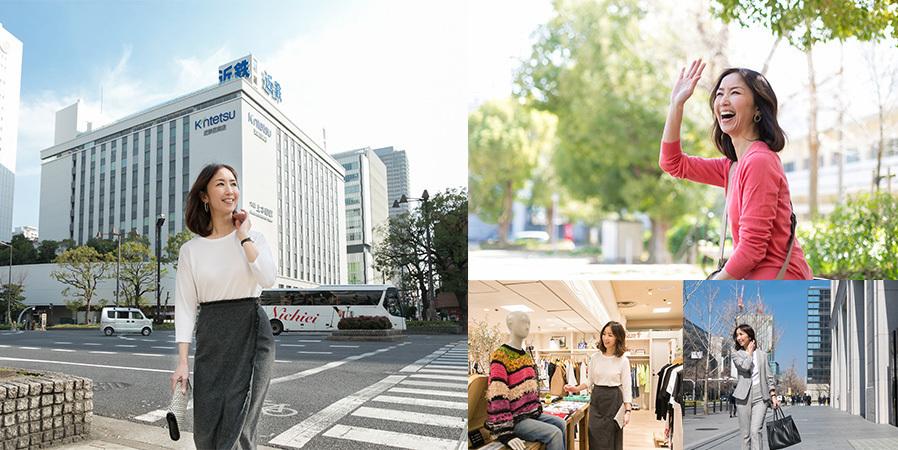 ネベル大阪上本町のスペシャルレポート