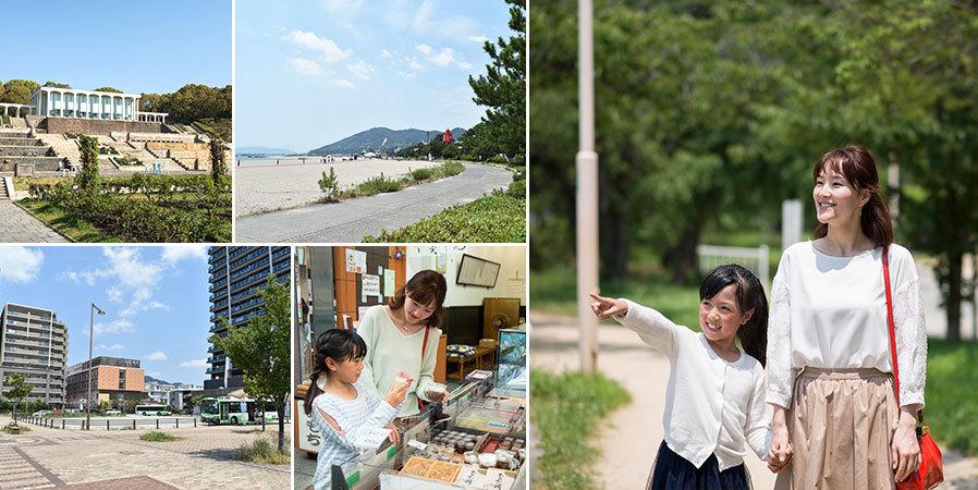 シエリア須磨鷹取 スマイルシティのスペシャルレポート